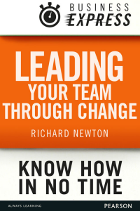 Leading Your Team Through Change