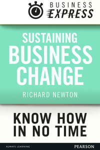 Sustaining Business Change