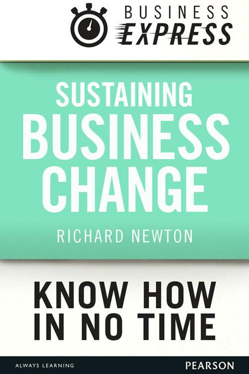Sustaining Business Change